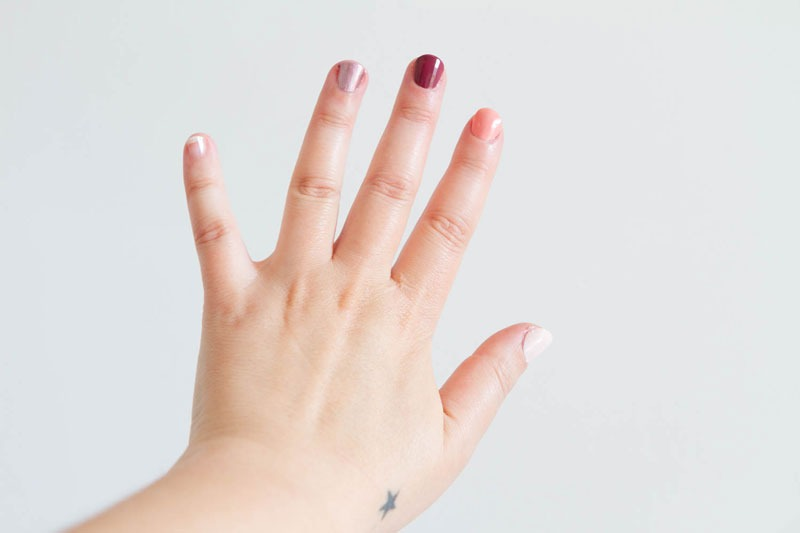 vernis a ongles Clever Beauty